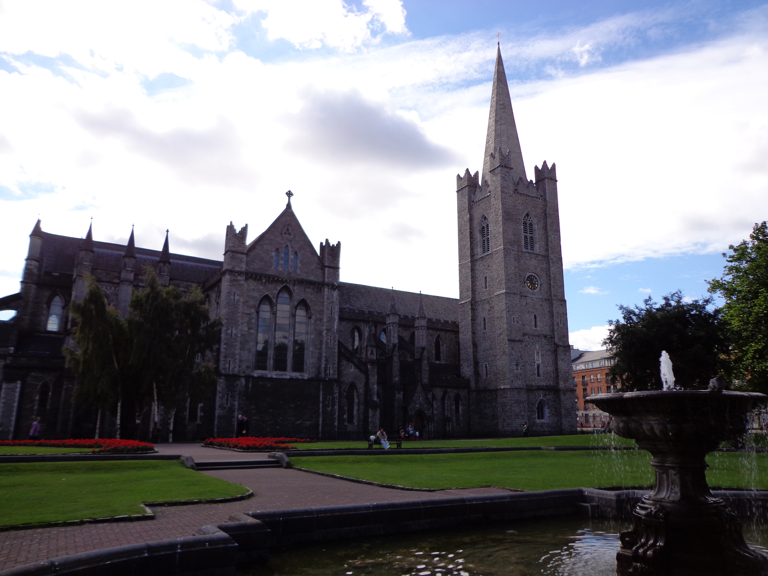 St. Patrick`s Cathedral, Dublin