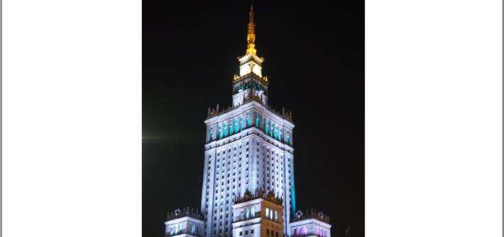 Kulturpalast, Warschau