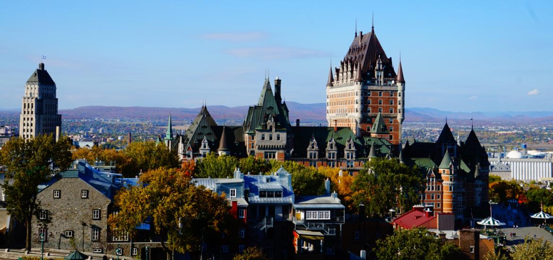 Ausblick Quebec