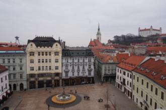 Rathausplatz, Bratislava
