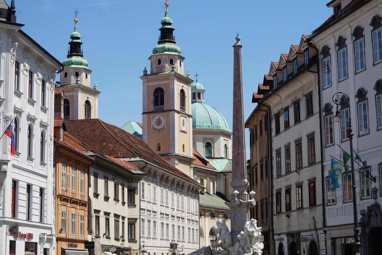 Altstadt, Ljubljana
