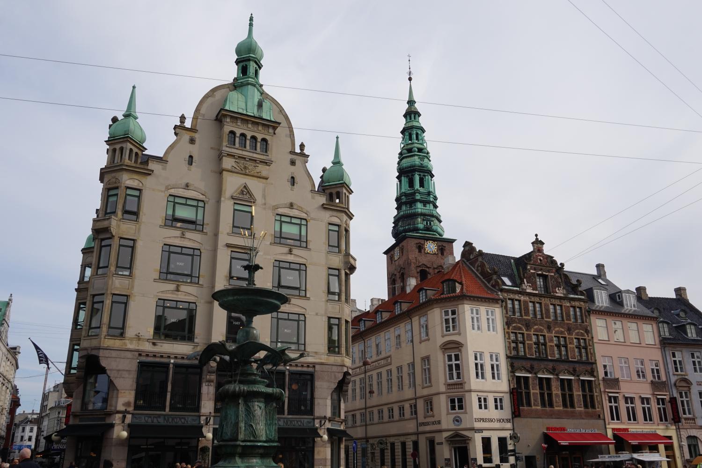 Einkaufsstraße, Kopenhagen