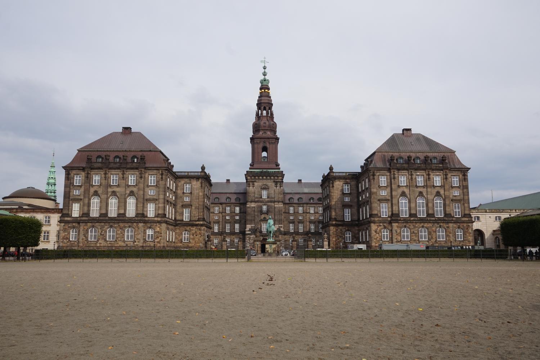 Schloss Christiansborg, Kopenhagen