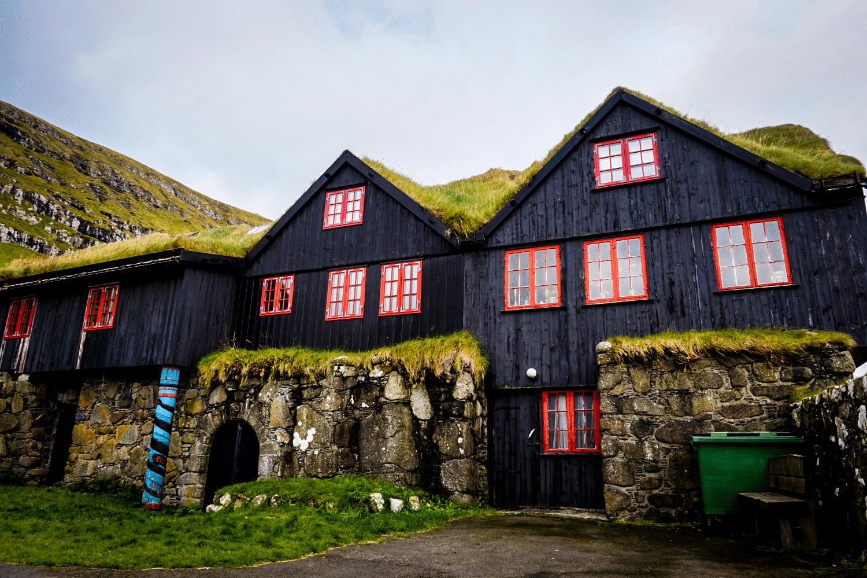 Kirkjubour, Färöer Inseln