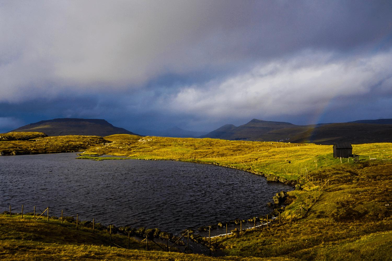 Färöer im Süden