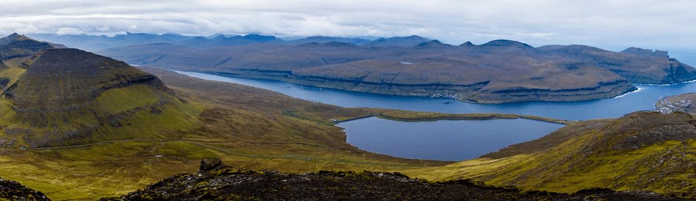 Ausblick vom Slaetarratindur