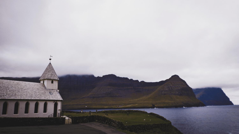 Insel Vidoy