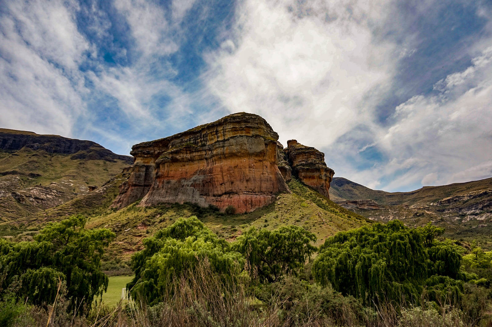 Wanderspaß im Golden Gate Highlands National Park