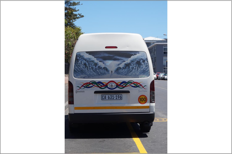 Minibus Taxi