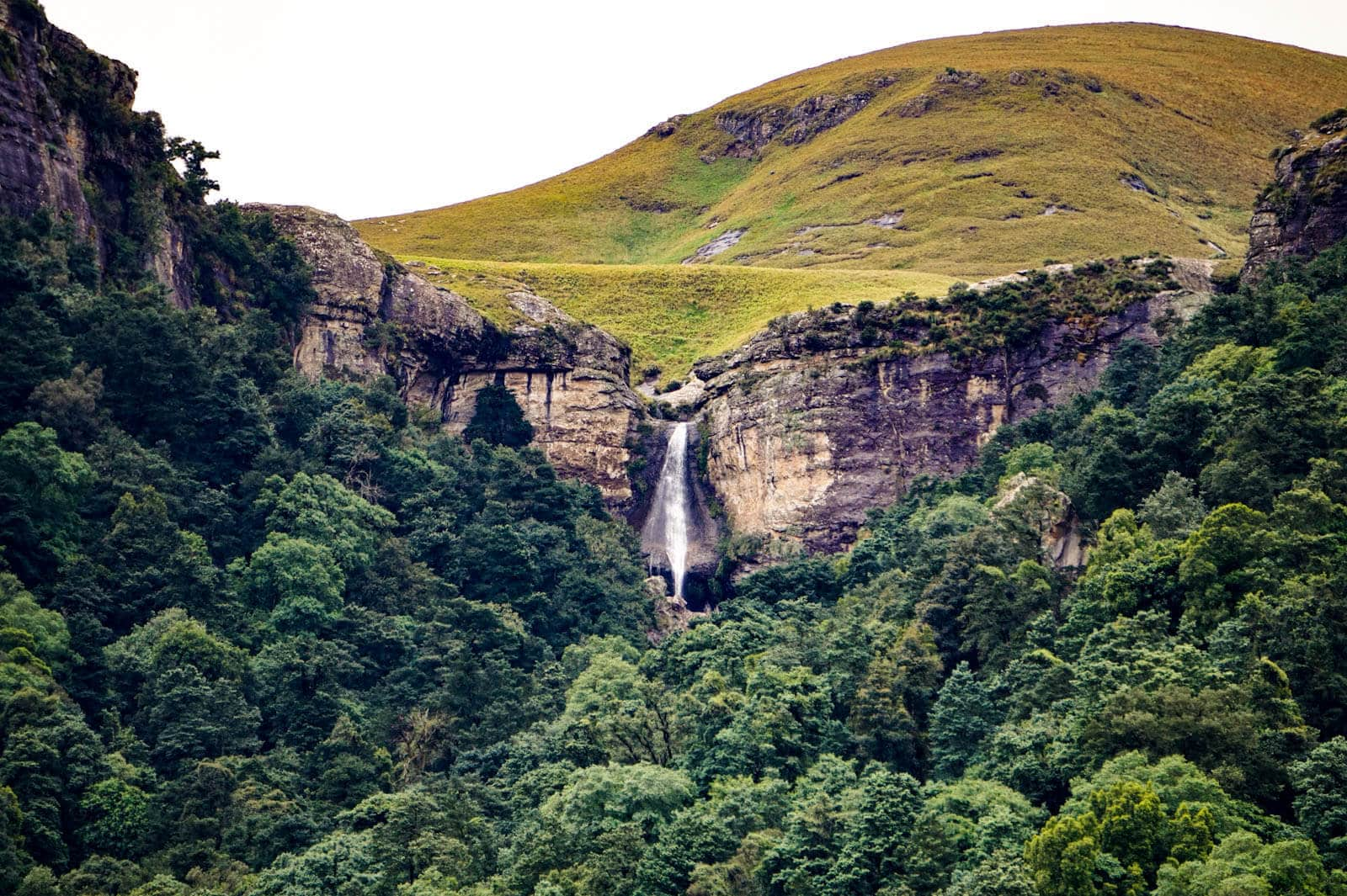 Wasserfall, Royal Natal National Park