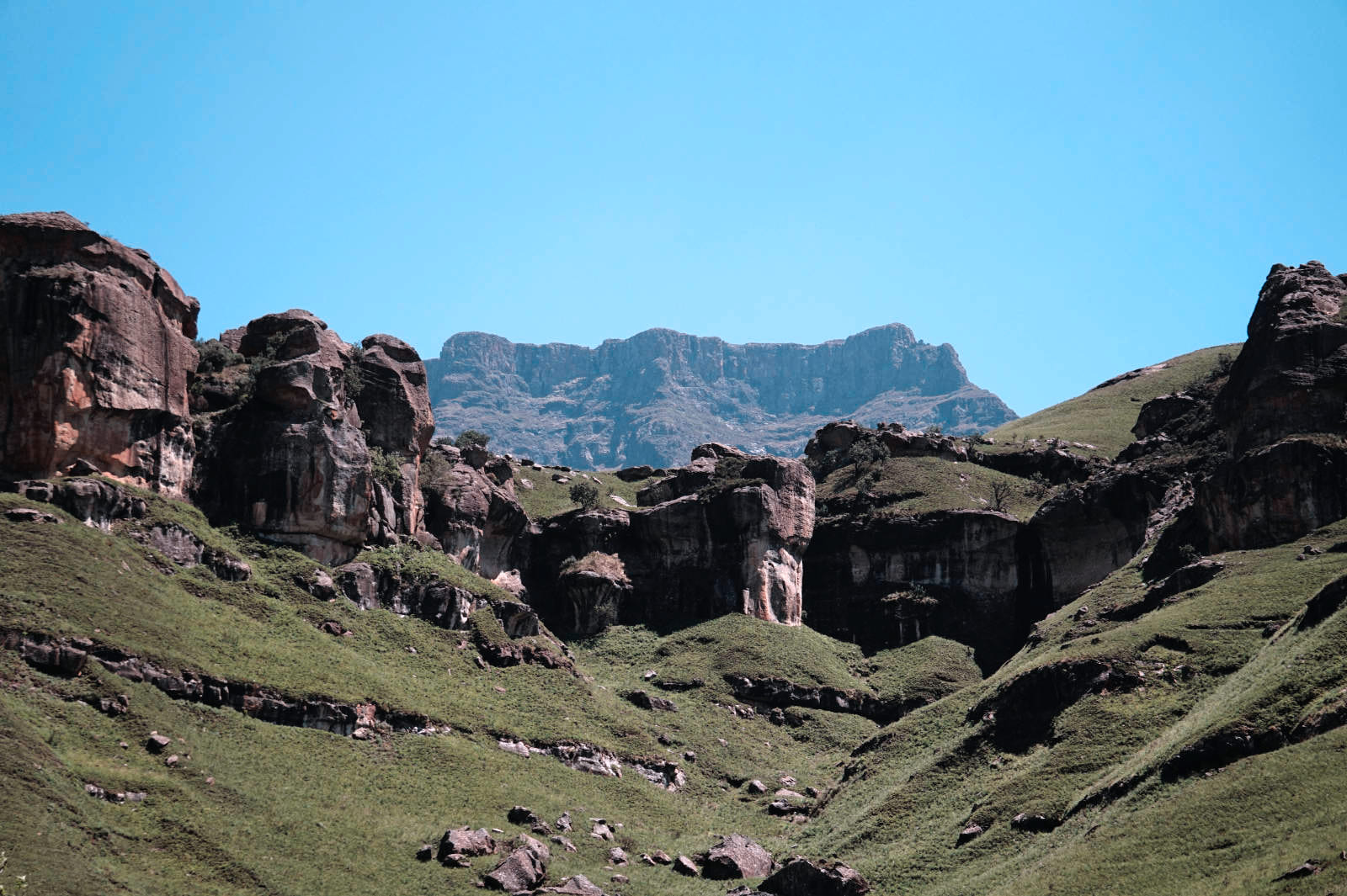 Maloti-Drakensberge