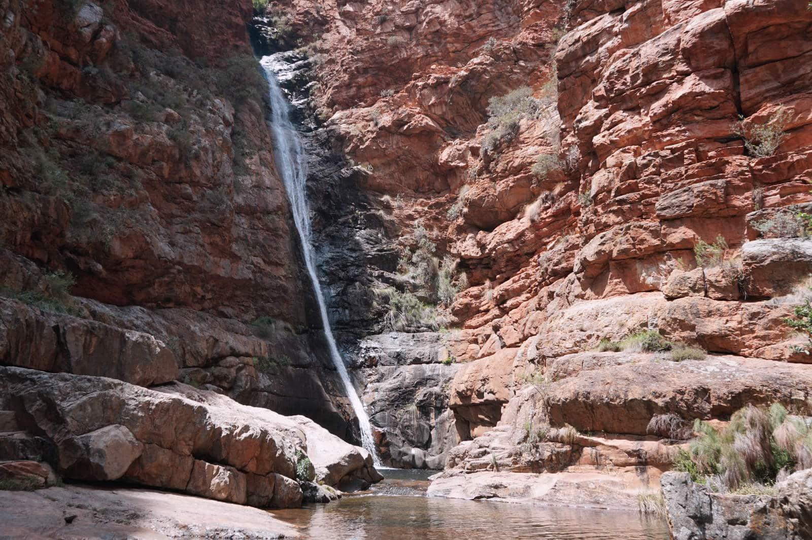 Meiringsport Wasserfall