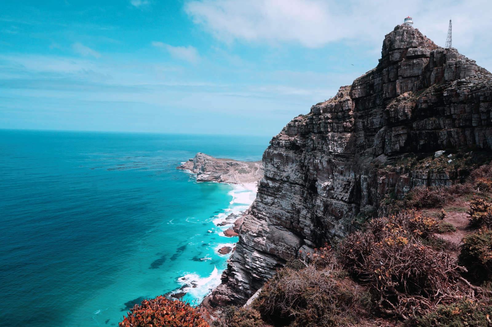 Cape Point und Kap der Guten Hoffnunf