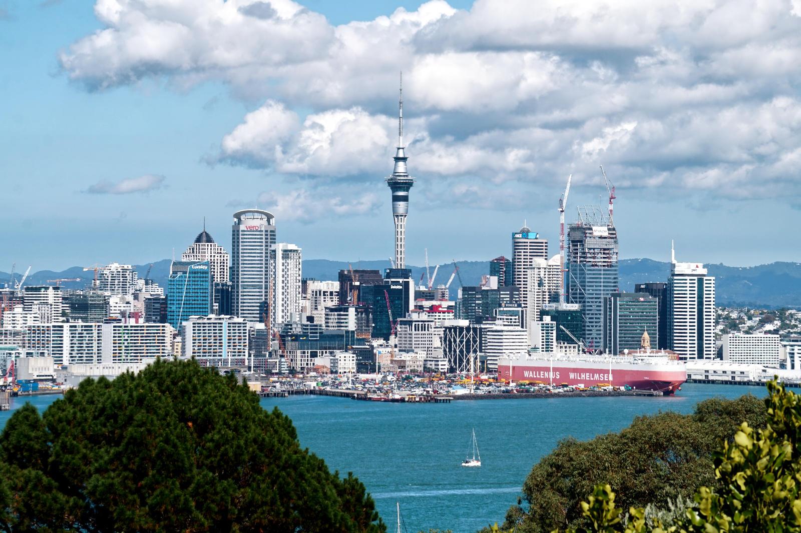 Das ist Auckland