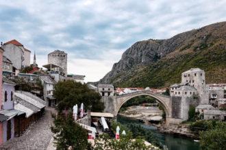 Wunderschönes Mostar