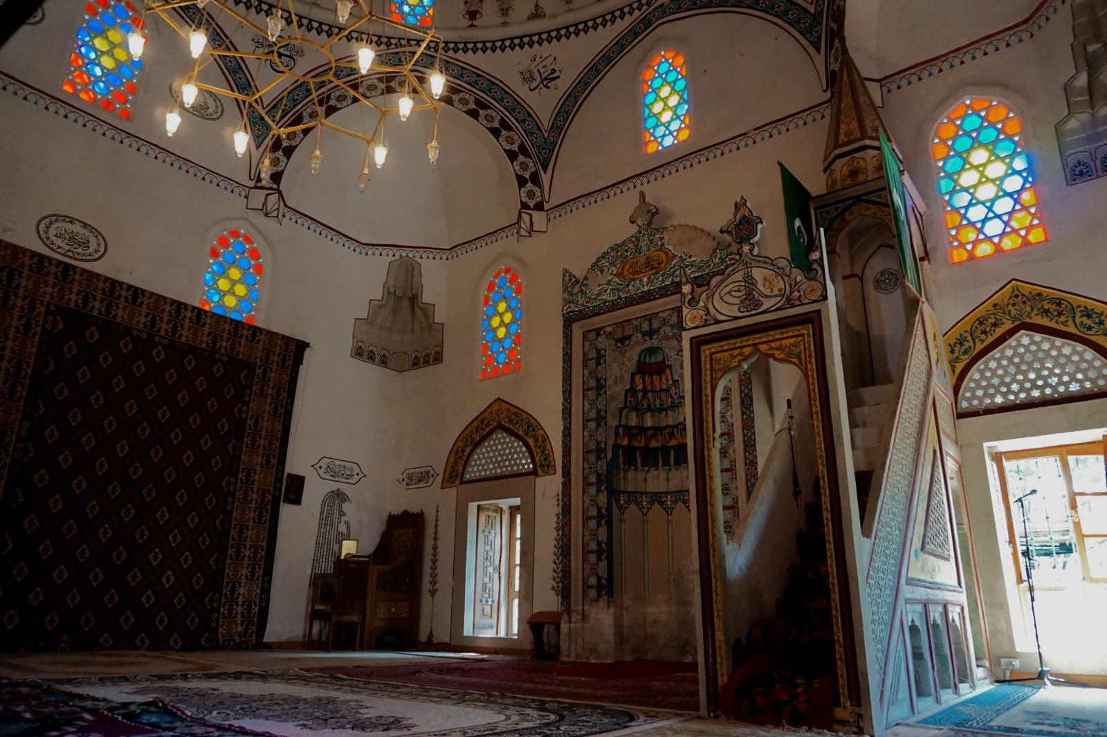 Koski Mehmed Pasha Moschee