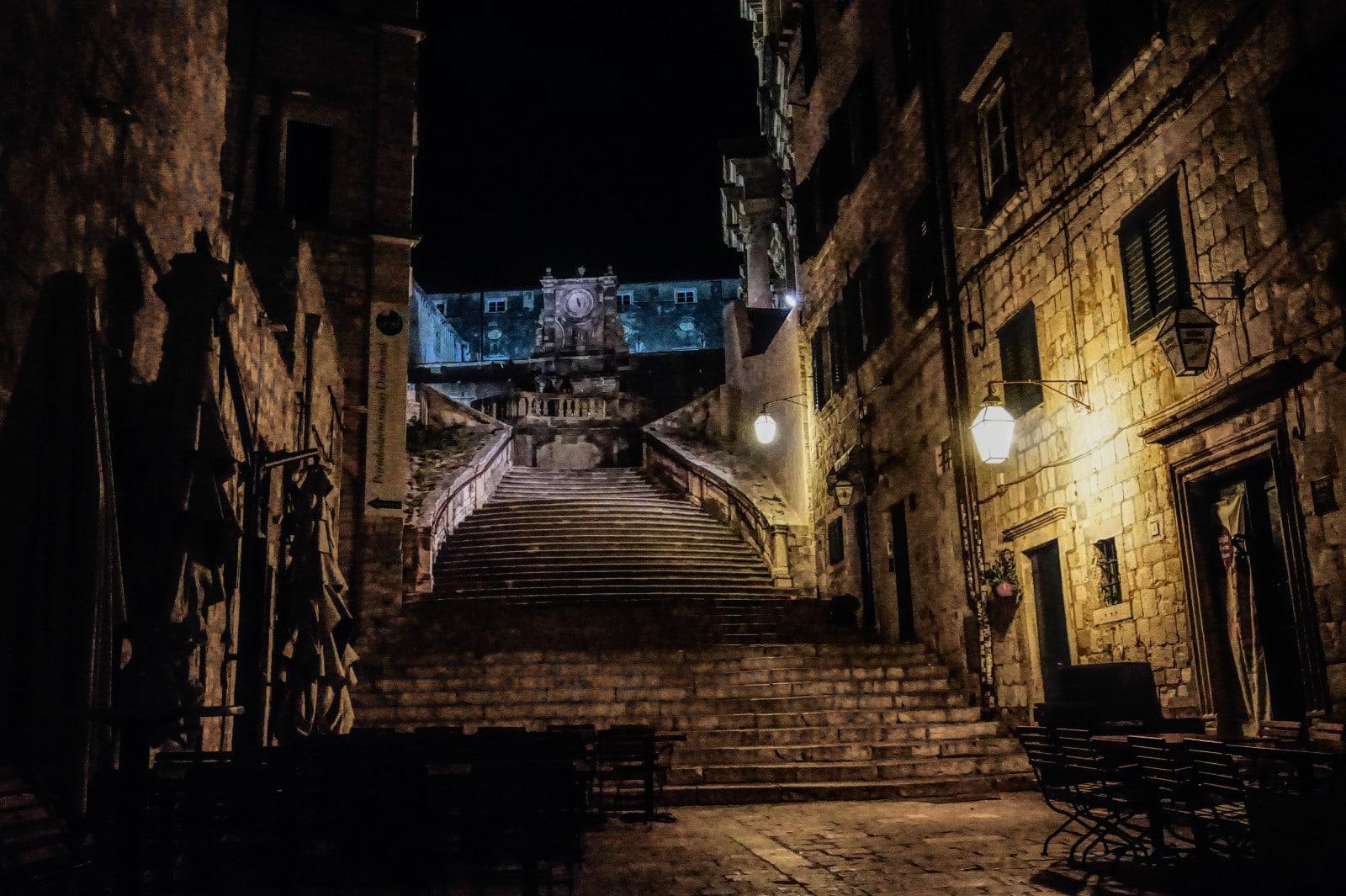 Jesuitentreppe, Dubrovnik