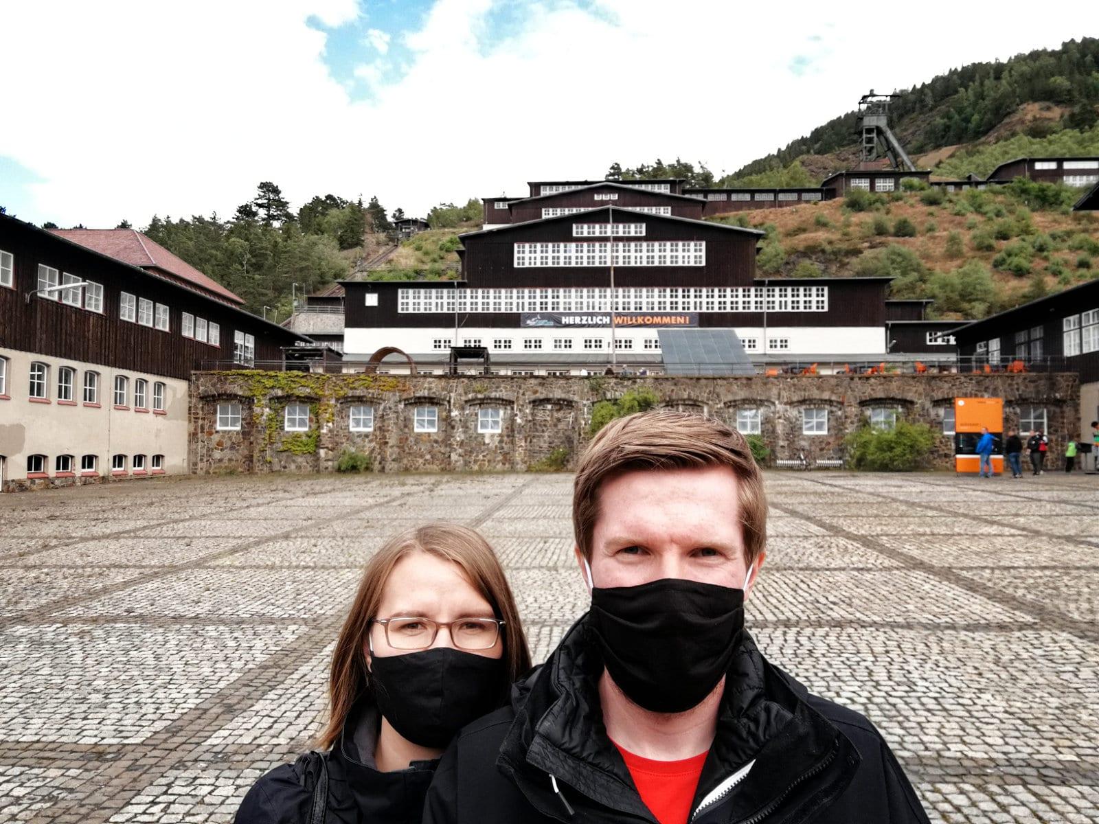 Urlaub in Coronazeiten, Besuch im Erzbergwerg Rammelsberg