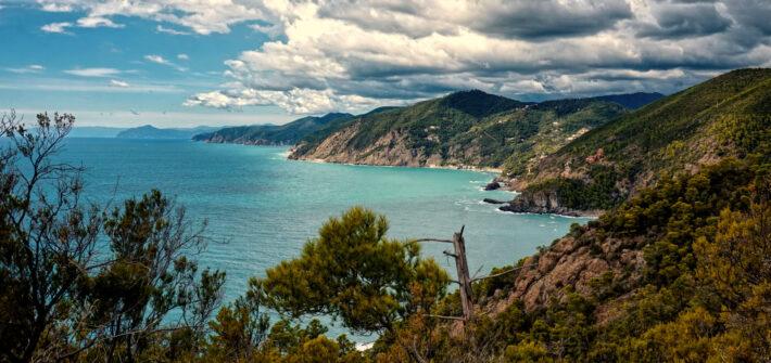 Küste Ligurien